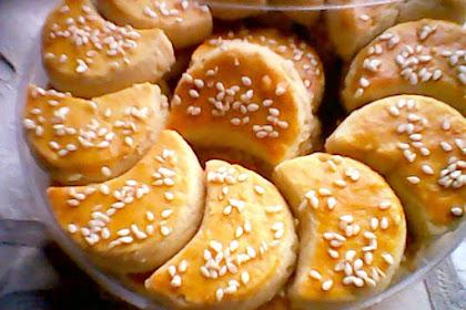 Resep Kue Kering Kacang