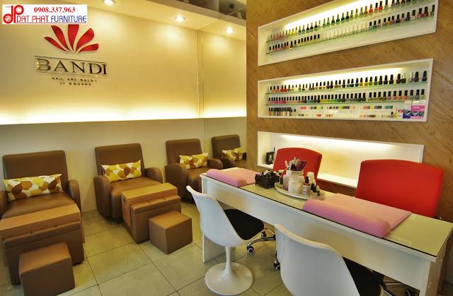 ghế nail, thiết kế tiệm nail, thiết kế tiệm nail giá rẻ, trang trí tiệm nail, trang trí nội thất tiệm nail, thiết kế nội thất tiệm nail,