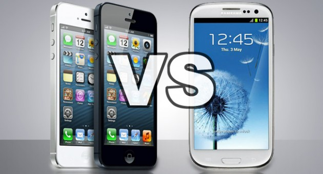 iPhone 5 vs. Samsung Galaxy S3: Will new Apple iPhone 5 features be able to win?