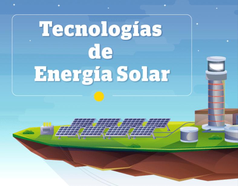 Tecnologías de Energía Solar.