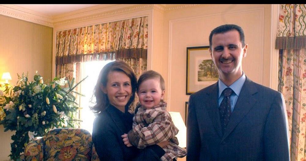 OPINIONS...: Une histoire de famille... Bachar al-Assad