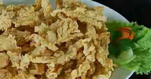 Cara membuat Jamur Crispy Yang Gurih dan Enak - Aneka Resep