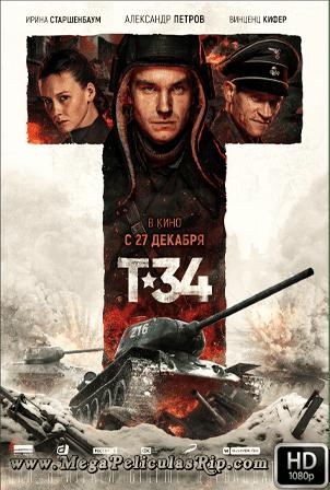 T-34 [1080p] [Latino-Ruso] [MEGA]