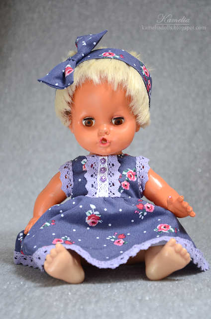 Miś doll from Poland