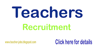 Trained Graduate Teacher, Post Graduate Teacher and Primary Teacher Recruitment
