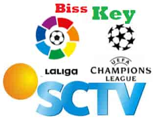 Kode Biss Key SCTV La liga Malam Ini