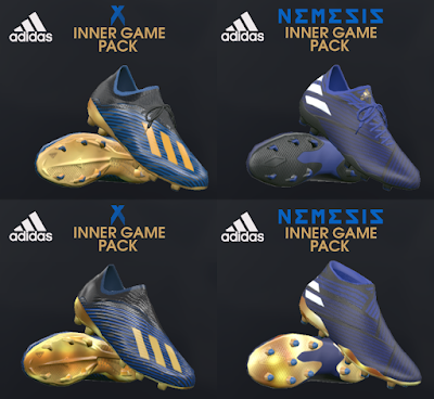 PES 2017 Adidas Inner Game Pack 2019 by Tisera09