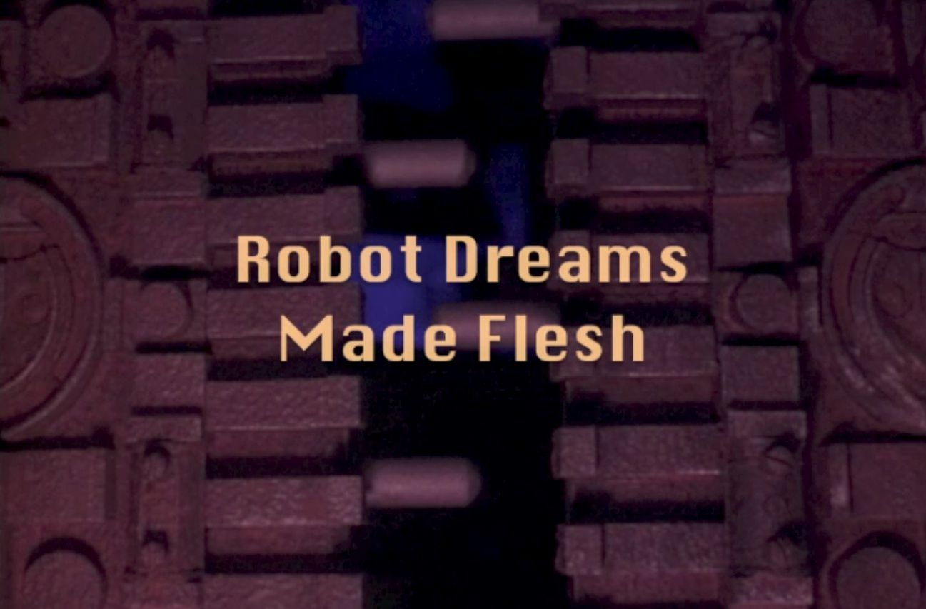 Robot Dreams Made Flesh (ROFFEKE Official Selelction)