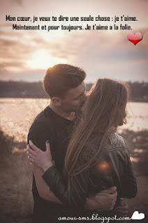 jolie texte d'amour