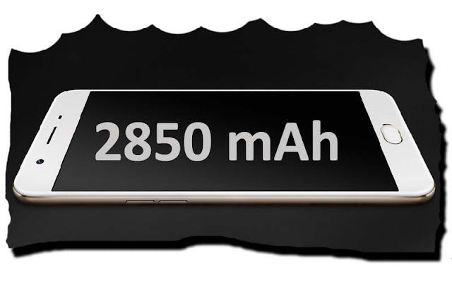 Baterai OPPO F1s 2850 mAh