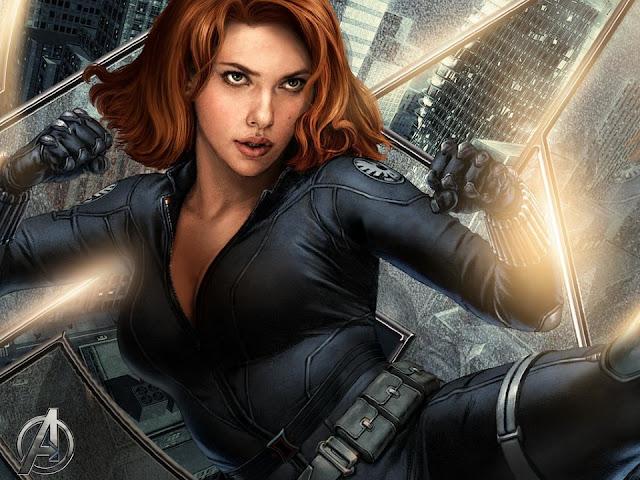 Releasing 'Black Widow' Movie