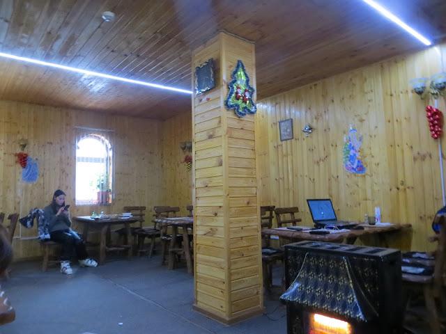 Dombay hostel