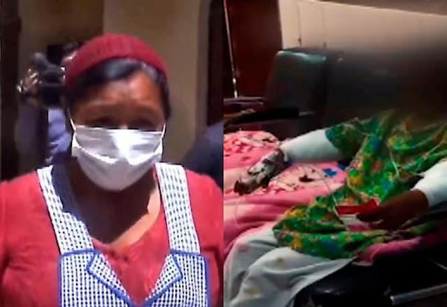 Мать привязала солому к рукам 6-летней дочери и подожгла, наказав её за кражу сладостей