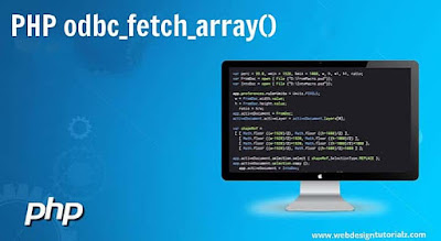 PHP odbc_fetch_array() Function