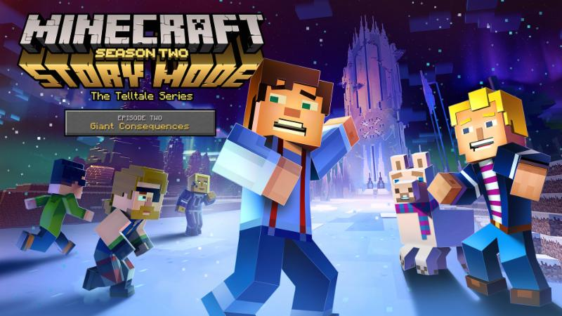 Chalgyr's Game Room: Minecraft: Story Mode Season Two