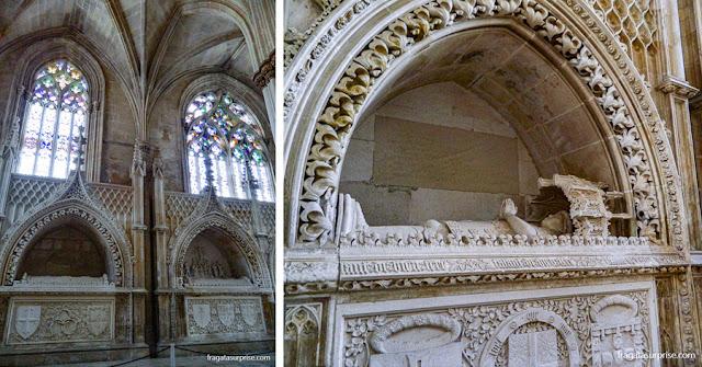 Túmulo do Infante D. Henrique, Mosteiro da Batalha, Portugal