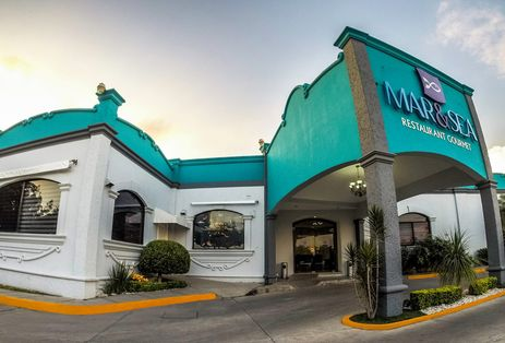 """El restaurante donde """"El Chapito """" Iván Archivaldo Guzmán escapo vestido de mesero"""