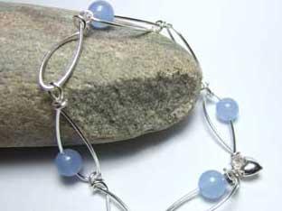 chalcedony jewellery