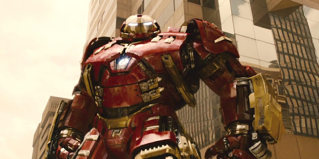 koleksi armor iron man