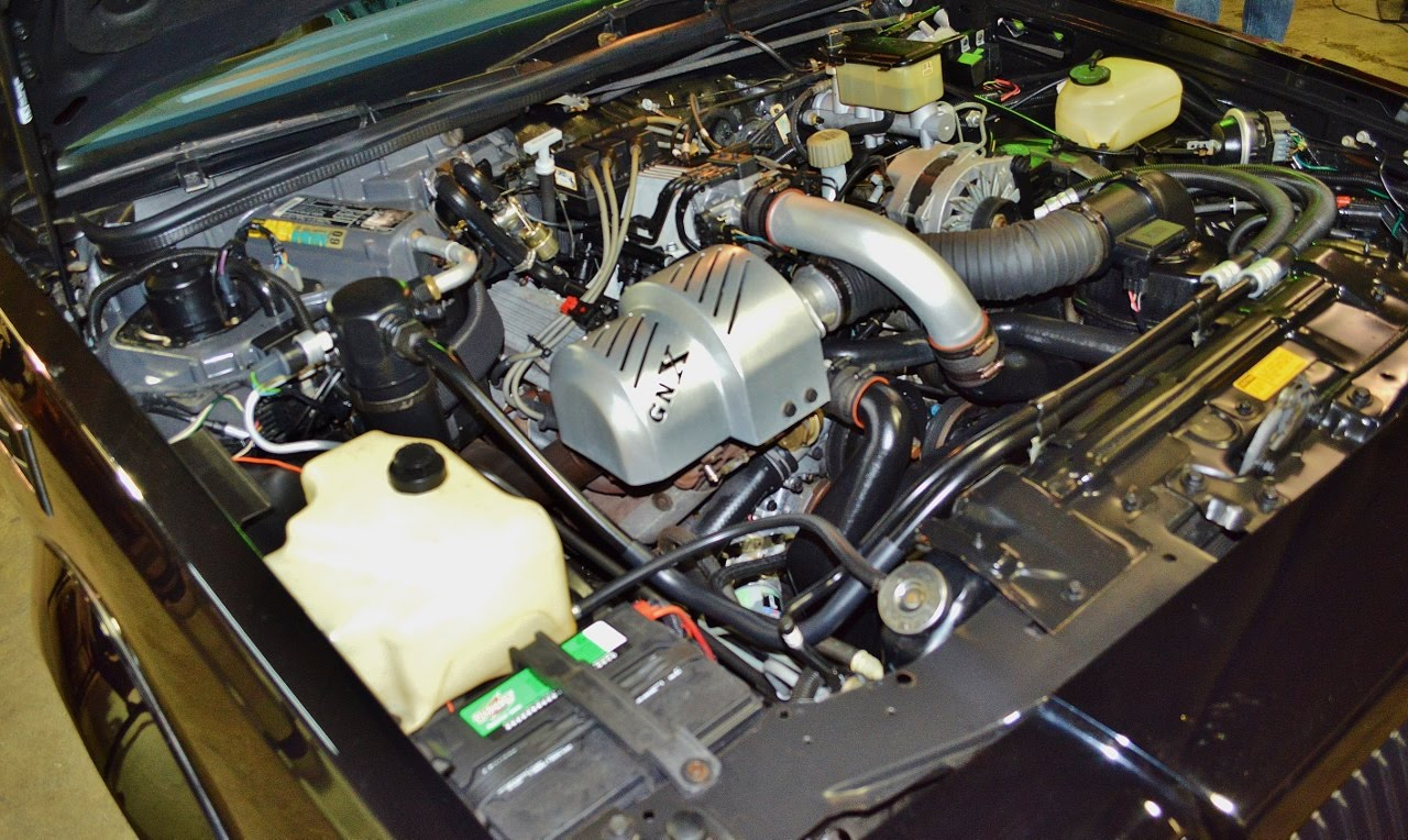 1987 Buick GNX Only 18 Original Miles - Muscle Car Monday ...