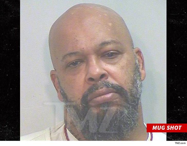 Suge Knight Transferred To Prison