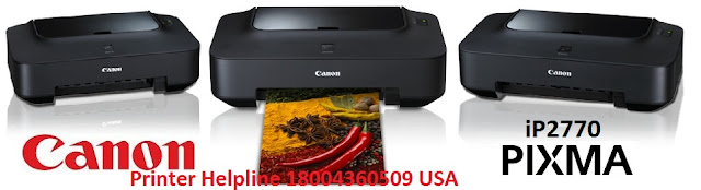 How to Fix Light Blink Errors of Canon Pixma iP2770 Printer Yourself?