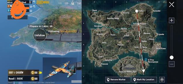1.0  erangel map