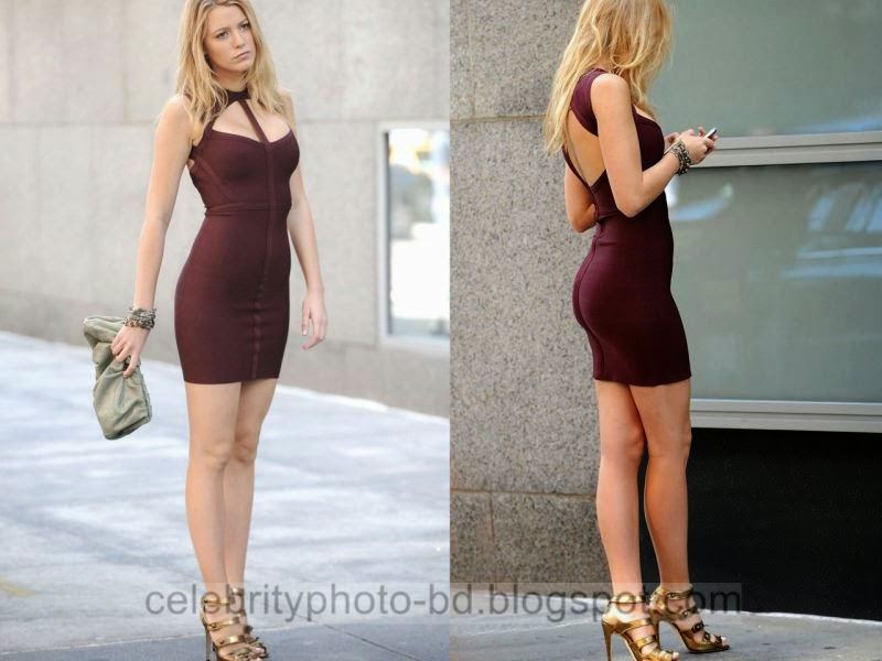 Girls Always Looking Beautiful And Hot In Skin Tight Dresses (16 Photos)