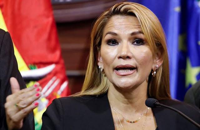"""Jeanine Áñez, la presidenta que pedía """"ayuno y oración"""" para combatir el coronavirus da positivo"""
