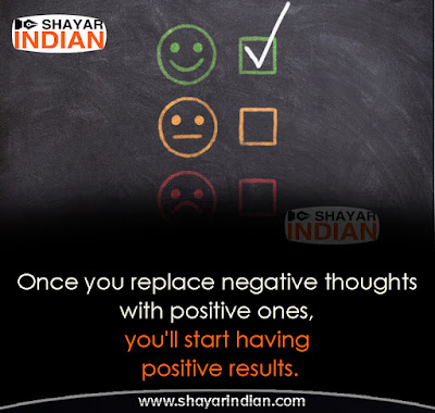 Negative Thoughts Into Positive - Top Quotes 2019