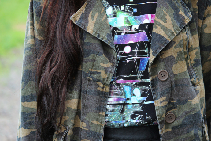 preppy hair styles grace camo jacket inverno lookbook 7371 | IMG 7371
