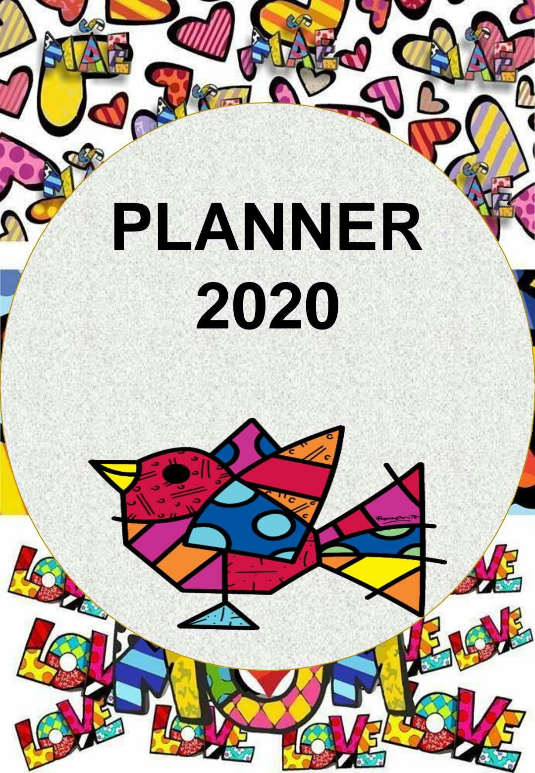 Blog Educacao E Transformacao Planner 2020 Romero Brito