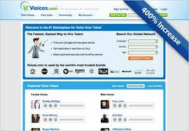 Guadagnare online con il Doppiaggio e con la Voce!