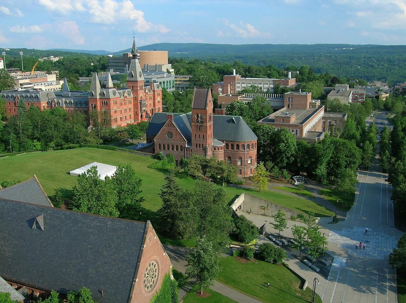 جامعة كورنيل: معلومات عنها وتاريخها ومكانها وتصنيفها وكلياتها