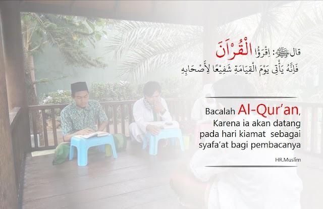 Nasihat Untuk Penghafal Al-Qur'an - Nasihat Qur'an