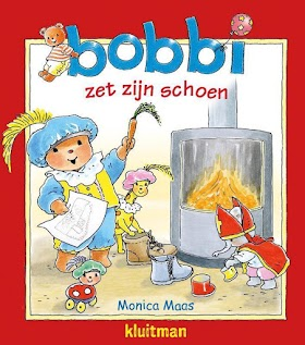 Bobbi zet zijn schoen - Monica Maas