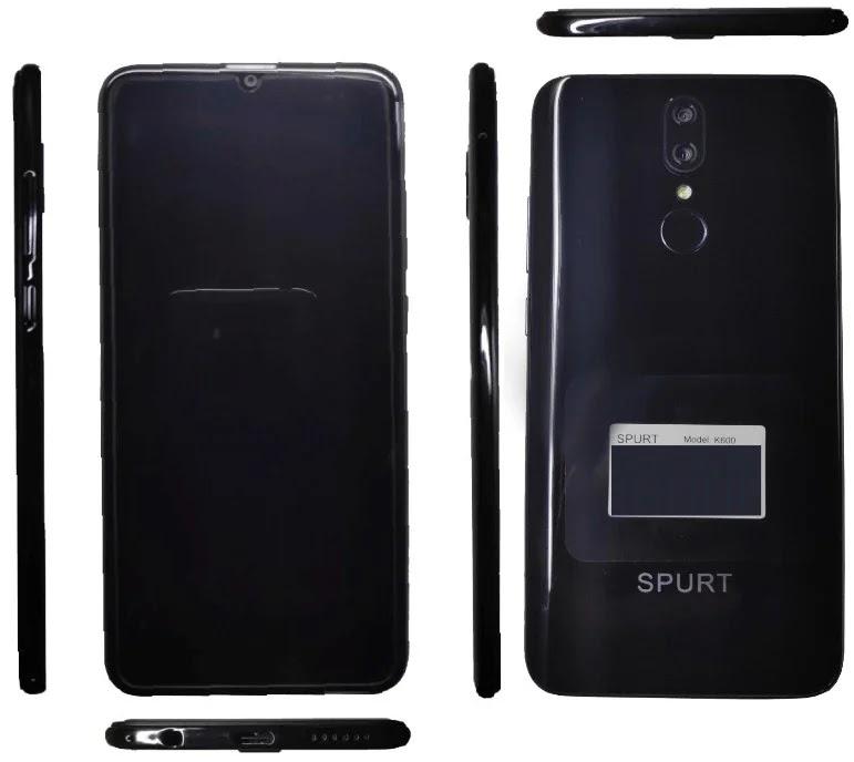 ما هي مواصفات قطع هاتف ال تي سبورت كيا 600