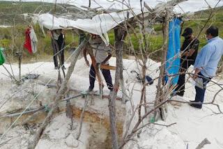 Operação resgata 11 trabalhadores em condições análogas à escravidão em minas de caulim na divisa entre Paraíba e Rio Grande do Norte