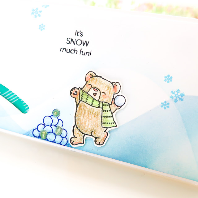 Evelin T Designs, Winter/Christmas Stamp Release, Christmas Cards, Stamping, Baby, It's Cold Outside, Patricia Roebuck