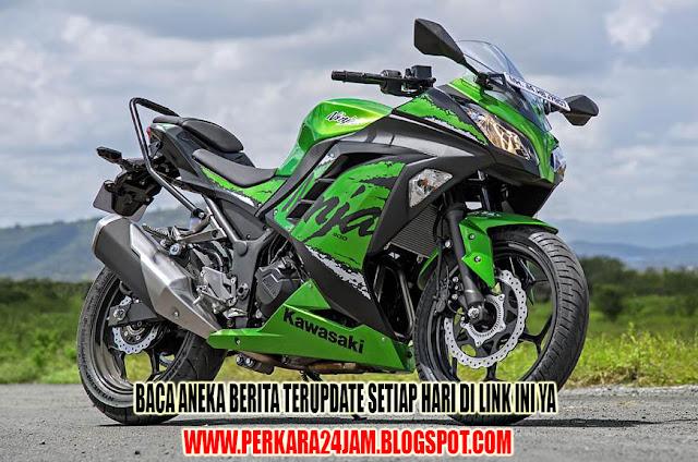 Kawasaki Tarik Kembali Ribuan Ninja 300 Karena Remnya Blong