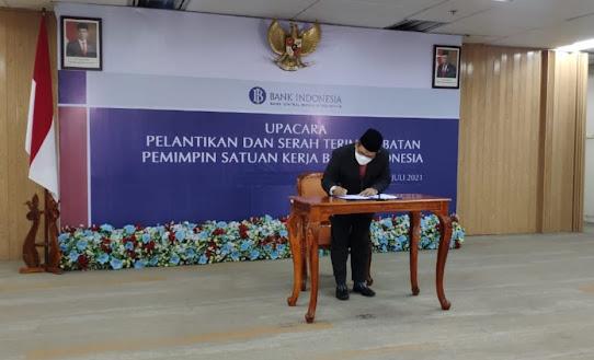Teuku Munandar KPw Bank Indonesia Pematangsiantar yang Baru