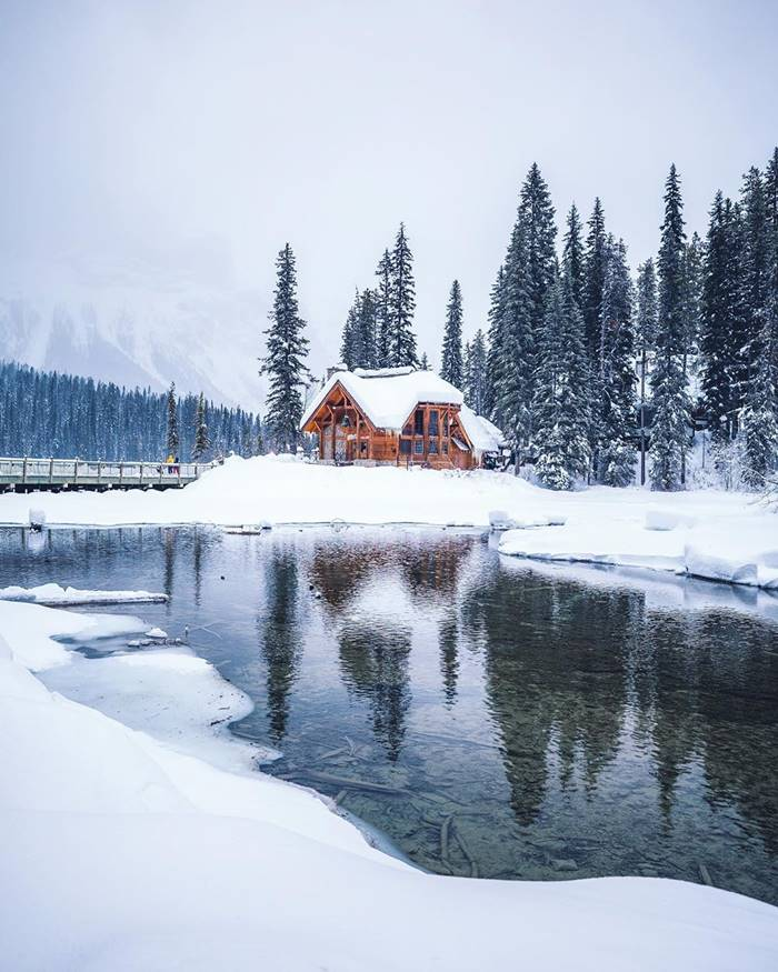 Whitefish. Montana, USA