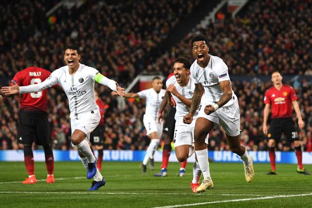 Prediksi Bola PSG vs Manchester United Liga Champions