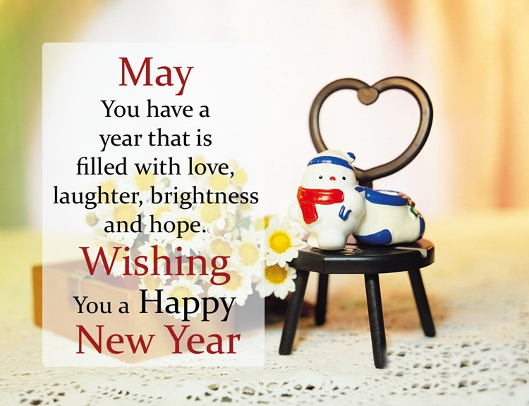 Happy New Year Messages 2018 Text SMS for Friends - Best Quotes Images