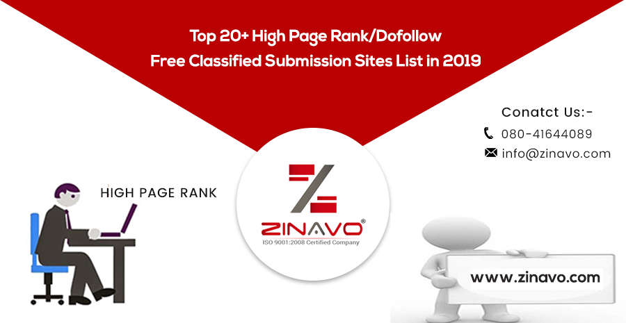 Top 10 High Page Rank Free Classified Submission Sites List