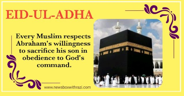What is Eid-ul-Adha? The Facts About The Festival Of Hajj and Sacrifice