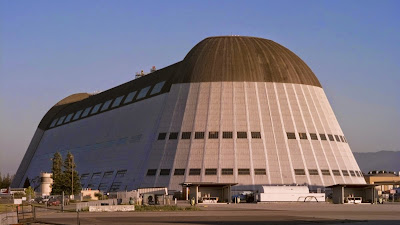 Google rented from NASA airfield with hangars for 60 years