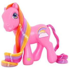 My Little Pony Rainbow Flash Super Long Hair Ponies Bonus G3 Pony