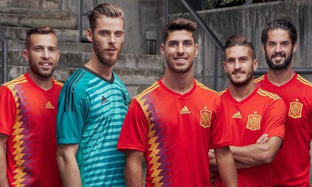 Hari Ini: Timnas Spanyol Tetap Bersatu