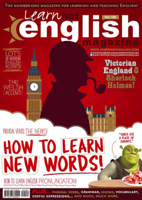 Hot English Magazine - Number 188